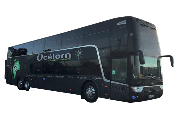 Location du car de grand tourisme Van Hool Astroméga 14 m