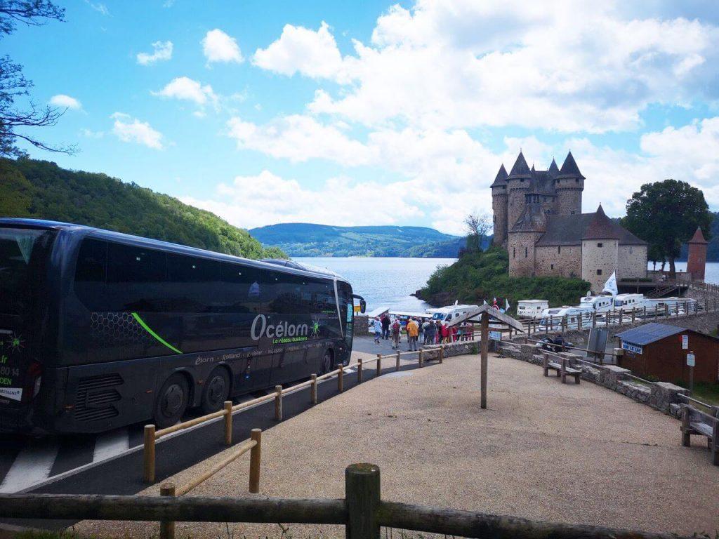 Location de bus pour le tourisme en France et en Europe