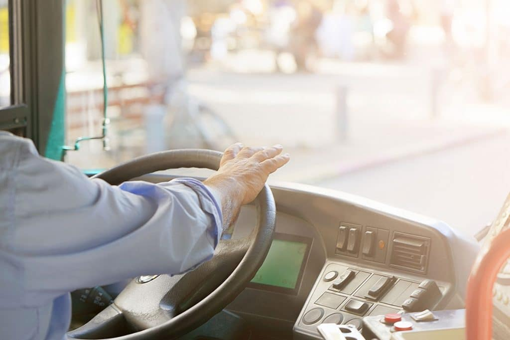 Formation pour devenir conducteur ou conductrice d'autocars