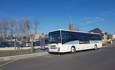 Inscrivez vous en ligne au transport scolaire Breizhgo