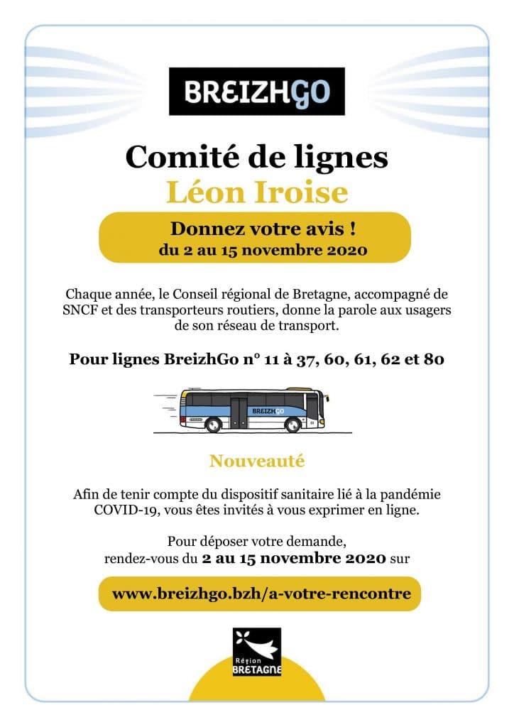 Donnez votre avis ! Breizhgo donne la parole aux usagers de son réseau de transport pour améliorer et adapter ses services