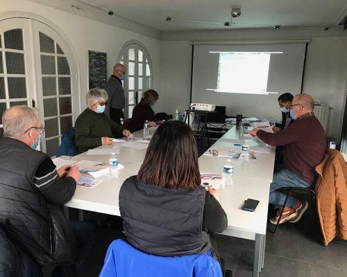 FCO, formation continue obligatoire conducteur d'autocars Finistère Bretagne