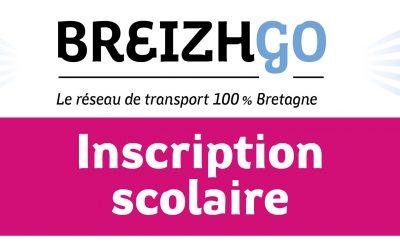 inscription-transport - scolaire 2021-2022