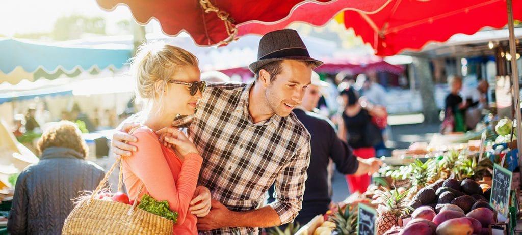 marché estival de Plougonvelin