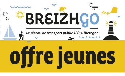 offre jeune breizhgo gratuit car bretagne Finistère